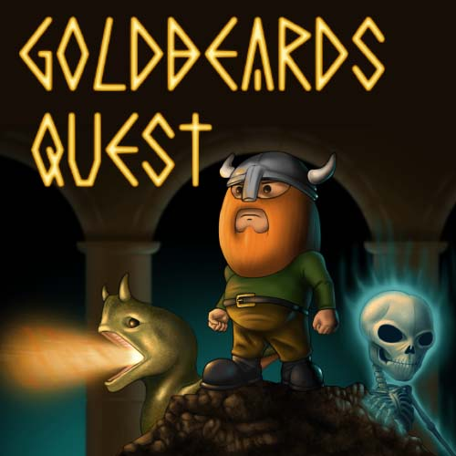 Goldbeard's Quest Promotional Image.