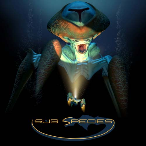 Sub-Species Promotional Image.